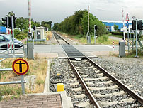 Haltepunkt March-Hugstetten 1