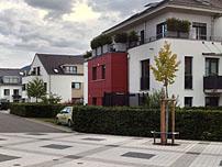 Baugebiet Lerchenfeld, Kirchzarten 1