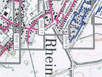 Generalentwässerungsplan Rheinhausen 1