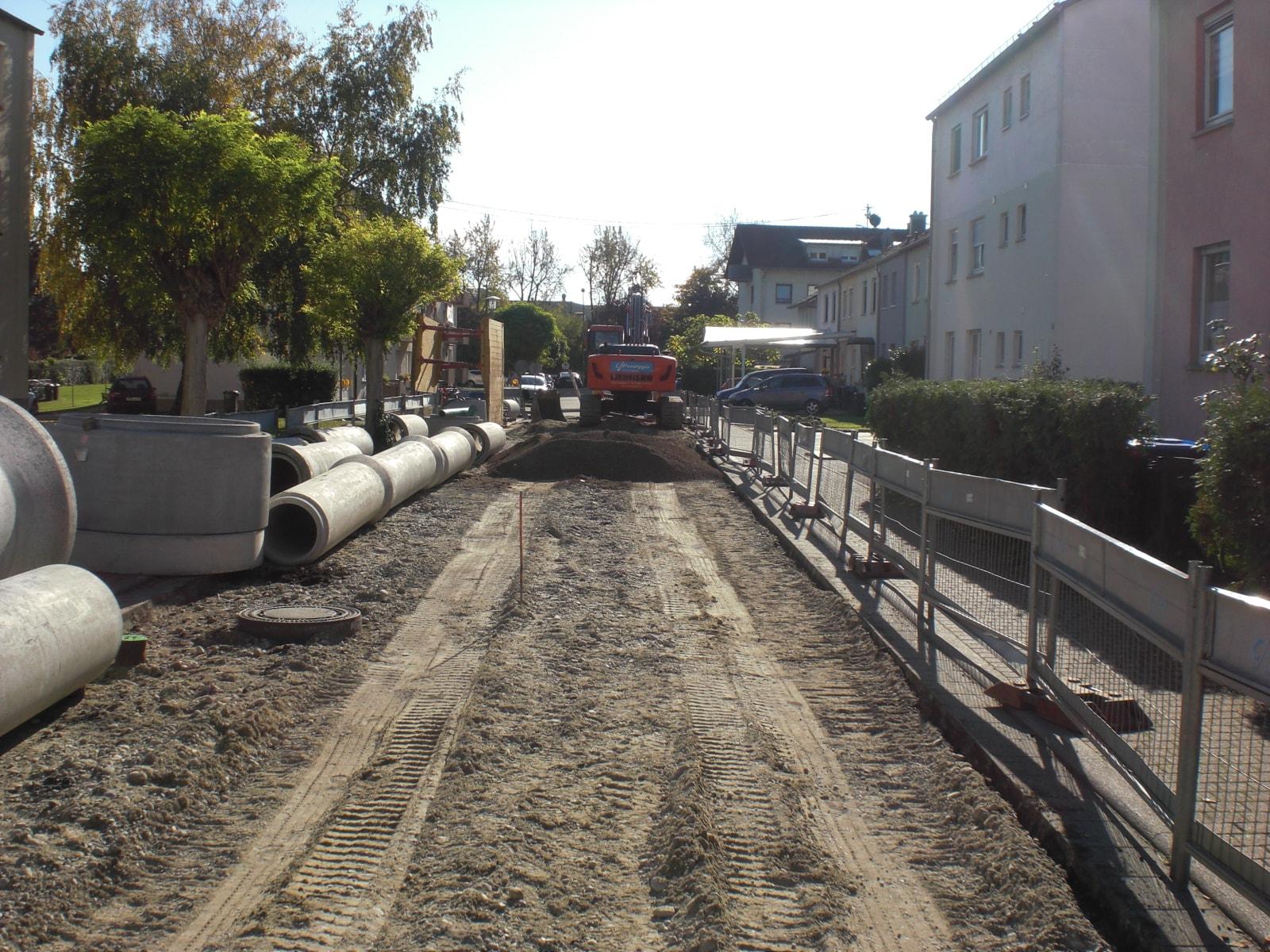 Kanalerneuerung Bötzingen