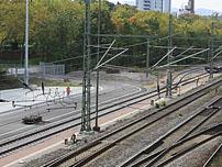 Güterbahnhof Freiburg Nord 2